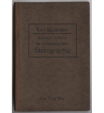 Stenographie