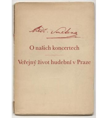 Bedřich Smetana O našich...