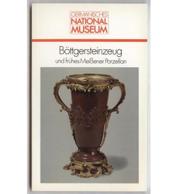 Böttgersteinzeug - porcelán