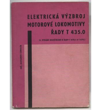 Elektrická výzbroj motorové...