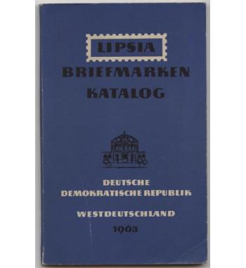 Katalog známek - Německo