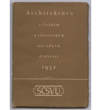 Architektura v českém a...