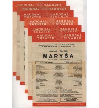 Národní divadlo - programy...