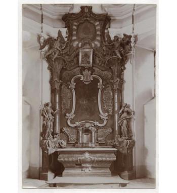 Žatec - oltář