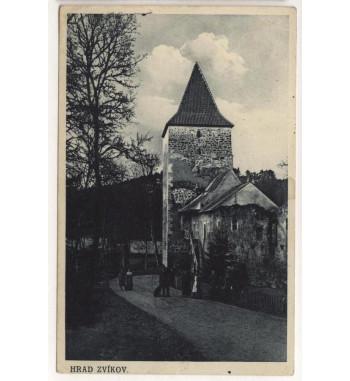 Zvíkov - hrad