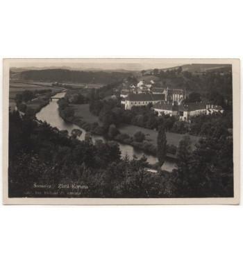 Zlatá Koruna - klášter 2