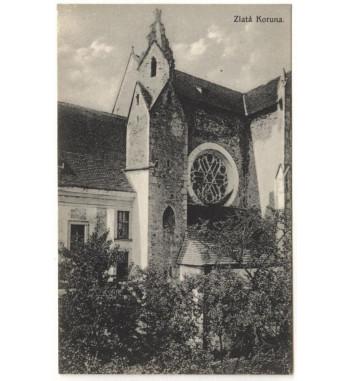 Zlatá Koruna - klášter 1
