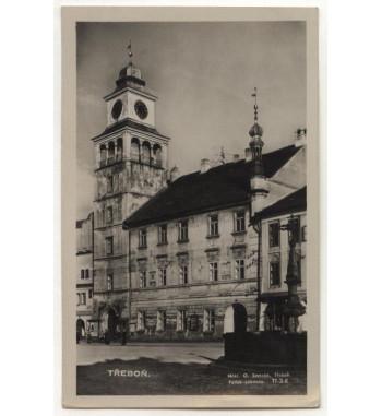Třeboň - radnice