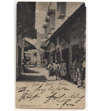 Tunis - trh