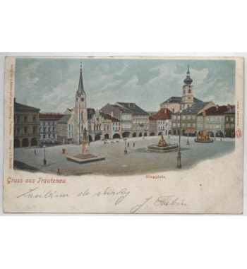 Trutnov - náměstí