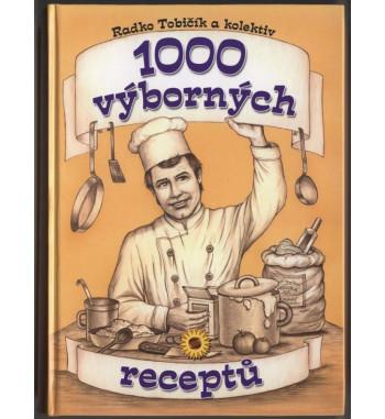 1000 výborných receptů -...