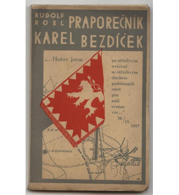 Praporečník Karel Bezdíček