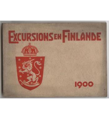 Excursions en Finlande 1900