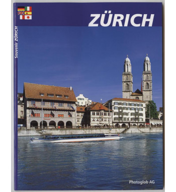 Zürich - průvodce