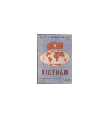 Vietnam - mapa